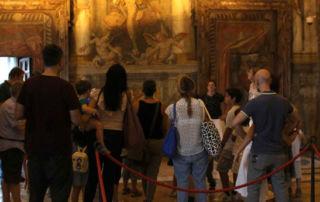didattica della visione tra teatro e museo