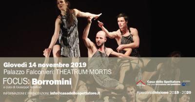 Borromini. Educare al teatro.